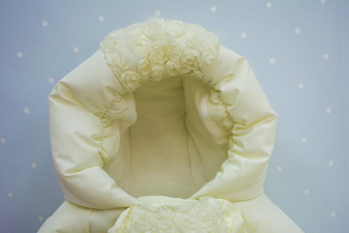 Комбинезон демисезонный «Soft Flowers»