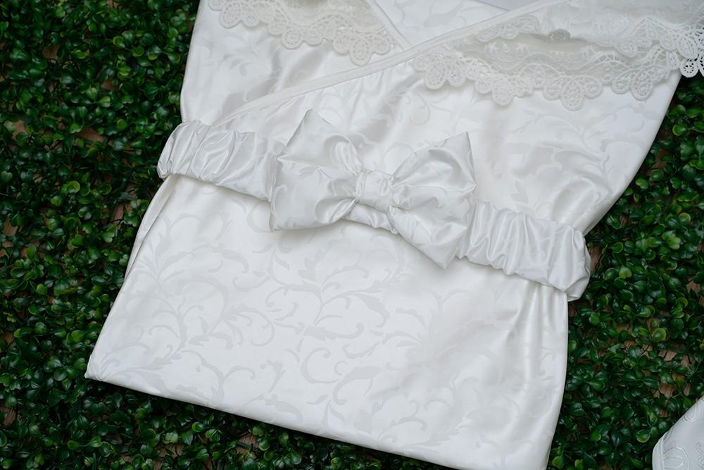 Одеяло-конверт матвайс, с бантом